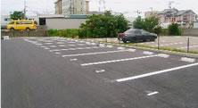 駐車場ライン(白線・ライン引き)