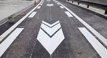 道路区画線(白線・ライン引き)