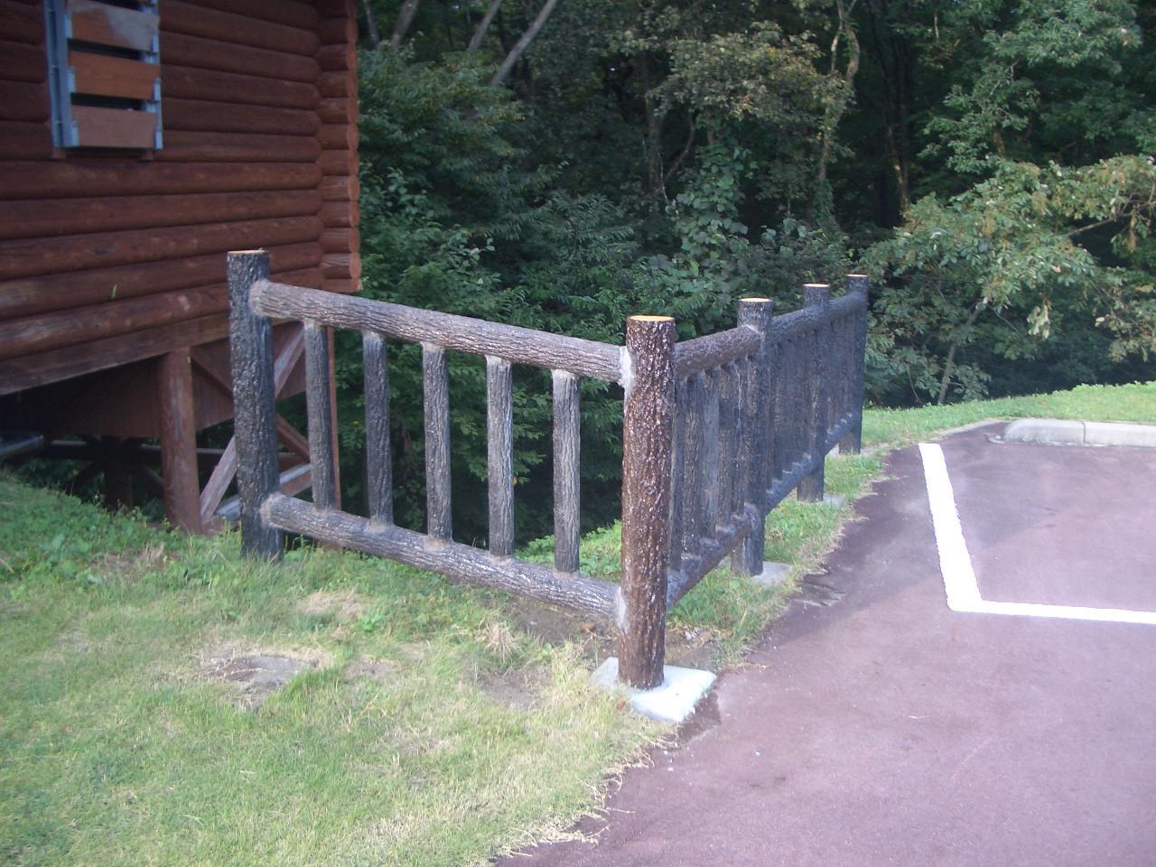 防護柵・防止柵(ガードレール・フェンス) 施工事例11