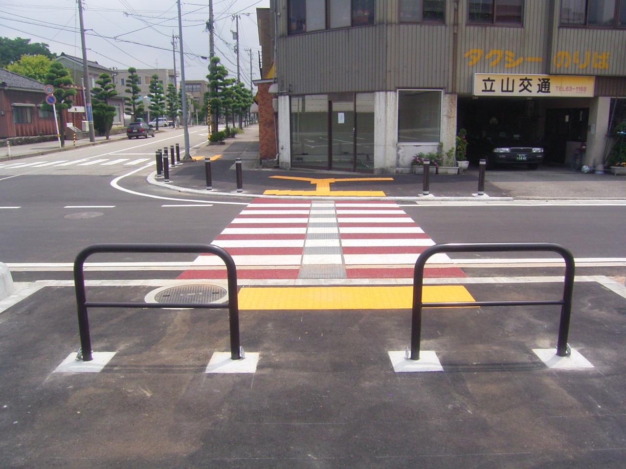 防護柵・防止柵(ガードレール・フェンス) 施工事例20
