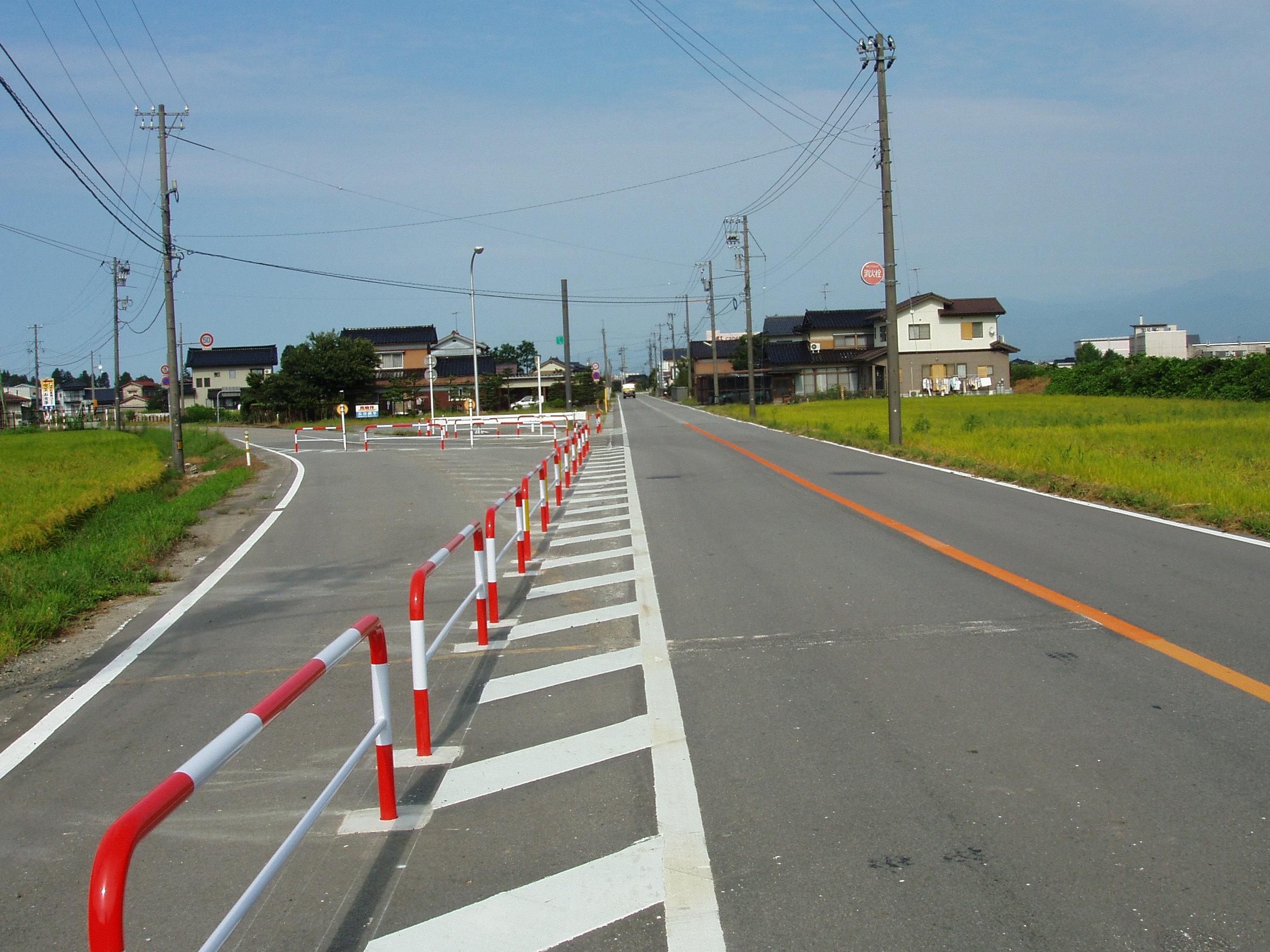 防護柵・防止柵(ガードレール・フェンス) 施工事例23