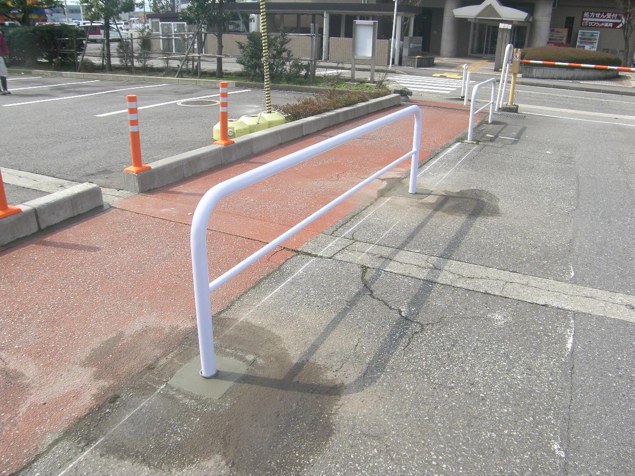 防護柵・防止柵(ガードレール・フェンス) 施工事例25