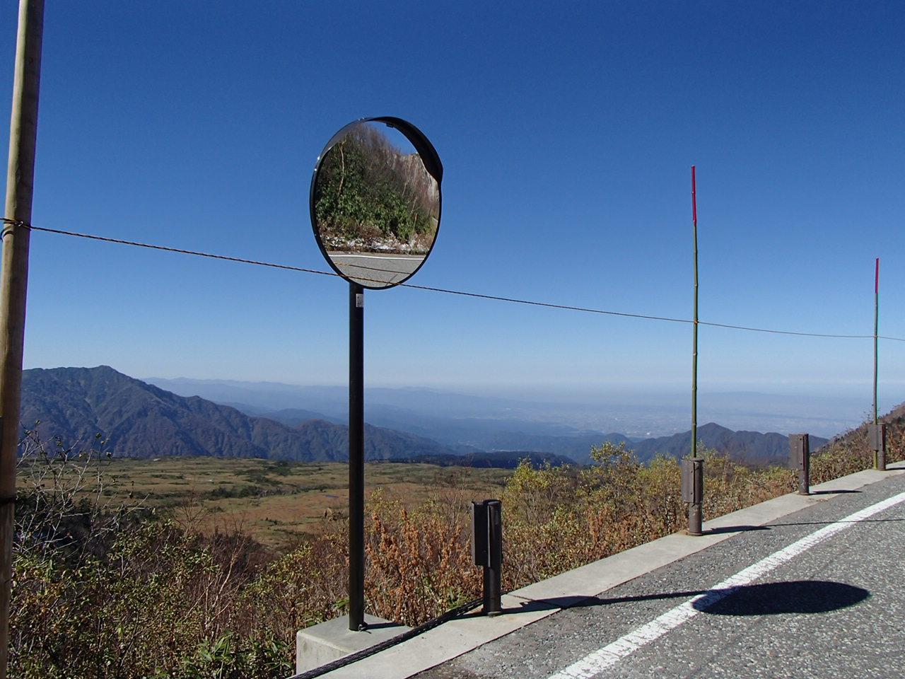 カーブミラー・道路反射鏡 施工事例04