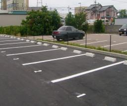 車止めブロック(アンカー式・反射板付) 施工標準価格